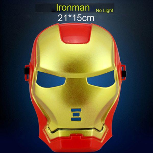 Ironman no light