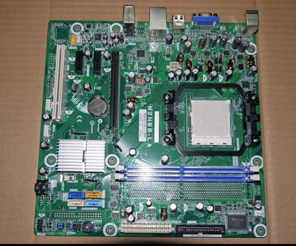 best selling PN 570876-001 Or 612502-001 M2N68-LA N68 AM3 Desktop Motherboard For HP HP COMPAQ PAVILION 2*DDR3 Tested