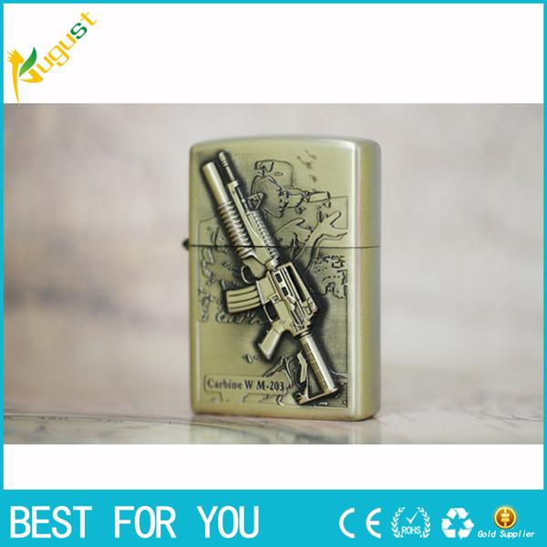 Cigar Lighter Smoking Novelty Gadgets Isqueiro Encendedores De Cigarrillos Box Aansteker Made 2016 New Arrival
