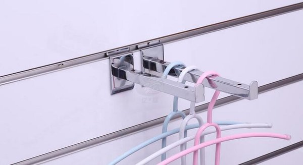 Metal plating slot board glass wooden sheet holder support rack