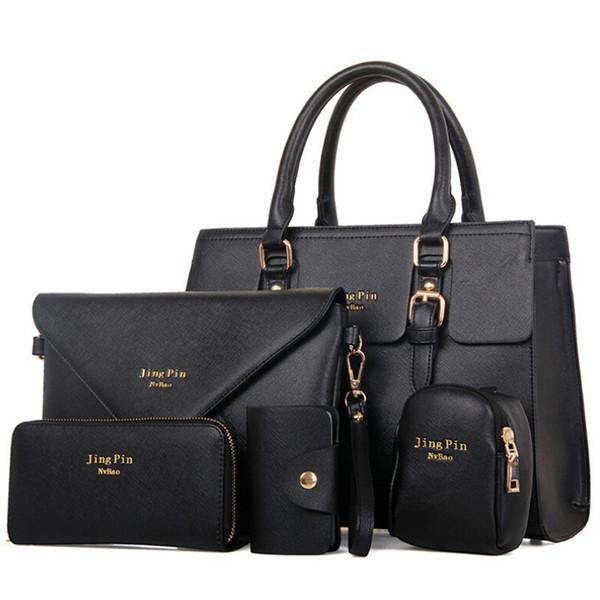 Großhandels- 2017 neue 5 PC-Frauenhandtaschen stellten berühmte Markendesigner PU-Frauenbeutel ein, die gute Qualitäts-Schulterbeutelfrauenbeutel MU67 eingestellt wurden
