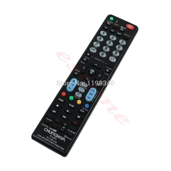 Wholesale-Neue Universal-Fernbedienung E-L905 Remote Control for LG Verwendung LCD LED HDTV 3DTV-Funktion