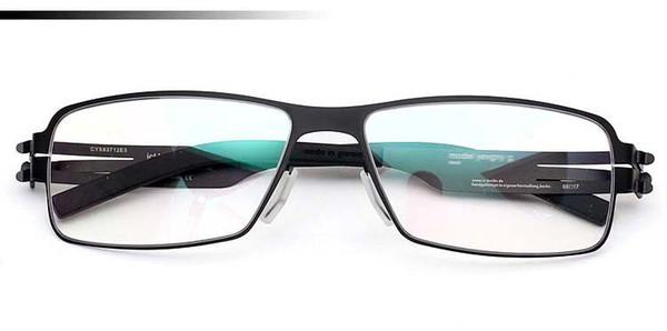 Compre Alemania Gafas De Diseño Marco Claro Lentes Ic Yev Sin ...