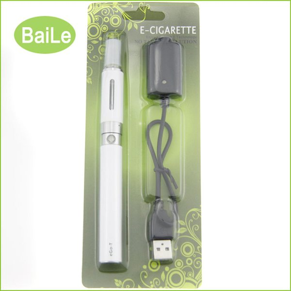 Wholesale- 10pcs/lot ego MT3 blister kits mt3 ego cigarrillo electronico MT3 cigarro eletronico vaporizador ego t battery 650/900/1100mah