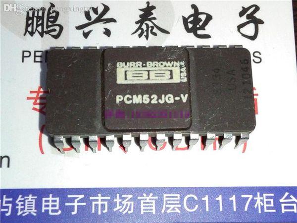 PCM52JG-V . hifi digital converter 24 pin dip ceramic package / PCM52JG . CDIP24 , Electronic Component / IC