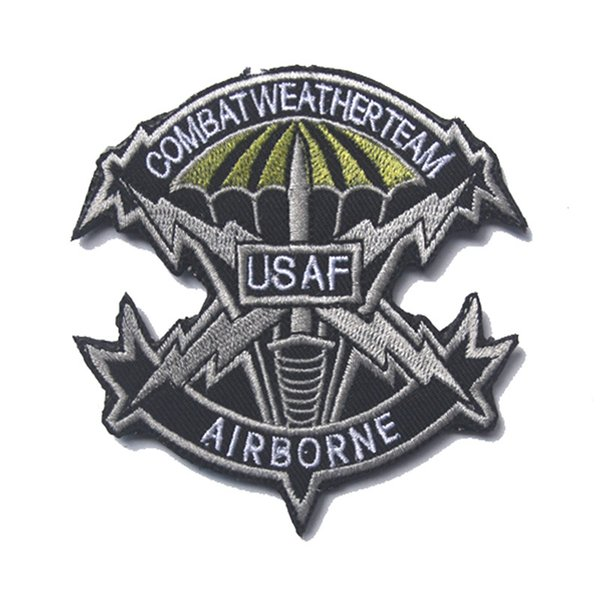 2019 Embroidered USAF Air Force Combat Weather Team Airborne