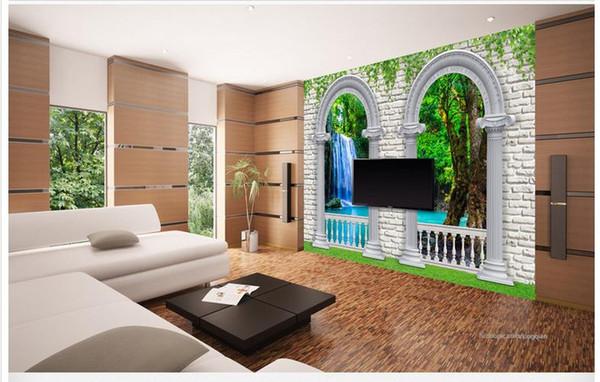 Carta Da Parati 3d Roma.Acquista Carta Da Parati Foto 3d Murales 3d Personalizzati Roma