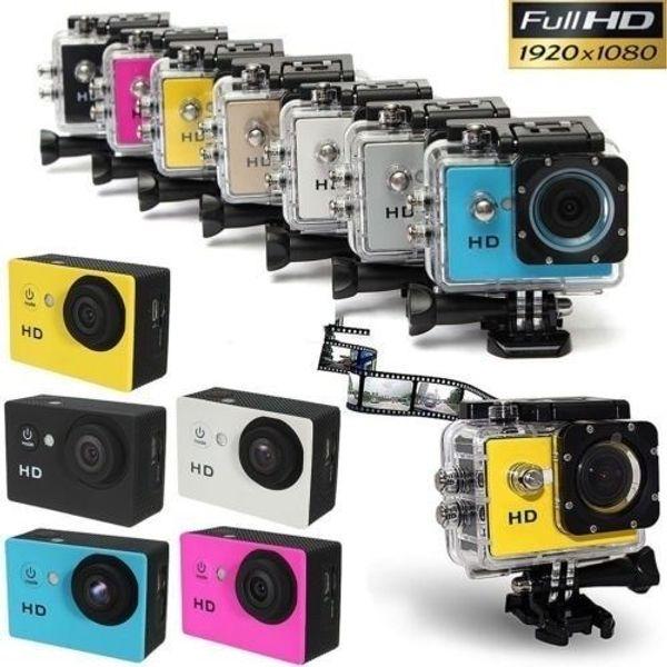 SJ4000 A9 Full HD 1080P Camera 12MP 30M Waterproof Sports Action Camera DV CAR DVR