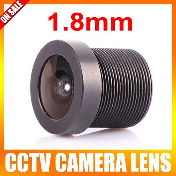 1.8mm CCTV Security Lens 170 Degree Wide Angle CCTV IR Board CCTV Lens Camera