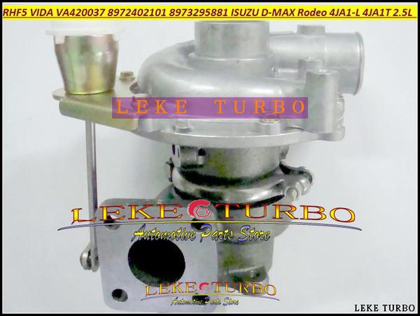RHF5 VIDA 8972402101 8971856452 VA420037 VB420037 Turbo Turbocharger For ISUZU D-MAX Rodeo Pickup 2004- 4JA1-L 4JA1L 4JA1 2.5L TD 136HP