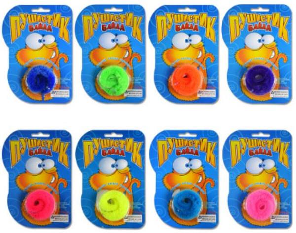 5 Pcs 2017 New 22CM With Box Packing Magic Trick Twisty Fuzzy Worm child Cartoon Animals Toys Bile pussy Mr Fuzzy Street Dolls