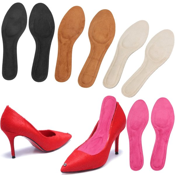 3D Sponge Soft Insole Comfort High Heel Shoe Pad Pain Relief Insert Cushion Pad