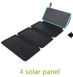 4 태양 전지판