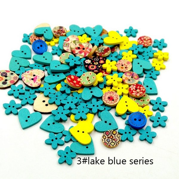 3 # lago azul série