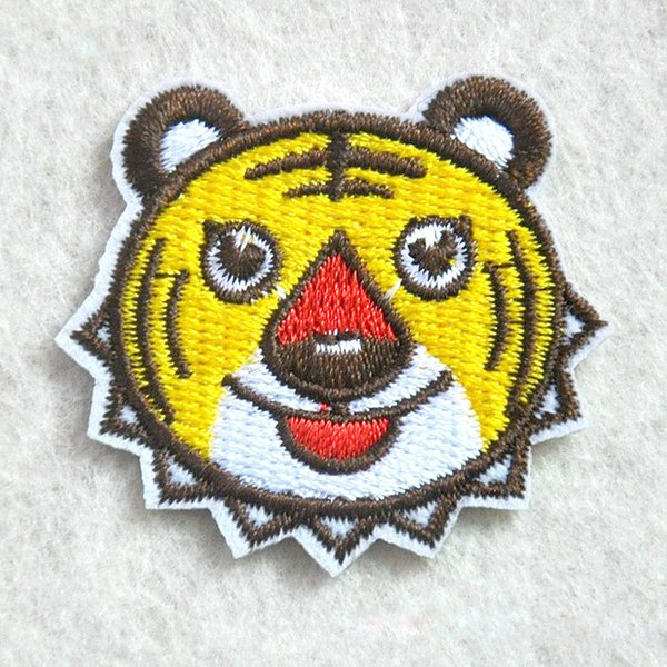 New style, cloth paste embroidery processing, clothing accessories, shoes and hats patch paste, custom embroidery paste chapter