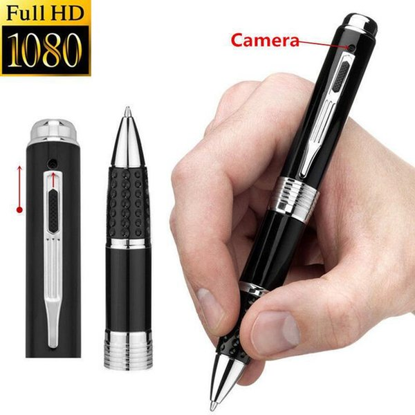 Mini Camera Pen Cams Lens Cover 1080p HD Camcorder DVR Recorder Video and Photo Recording Cam Drop shipping