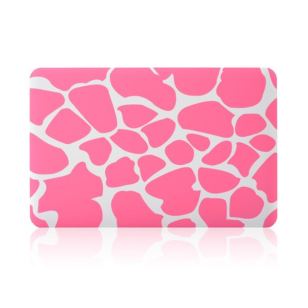 "Plastic Hard Shell Cover Pink Case For Apple Macbook Air Pro Retina 11.6"" 13.3"" 15.4"" A1370 A1465 A1369 A1466 A1278"