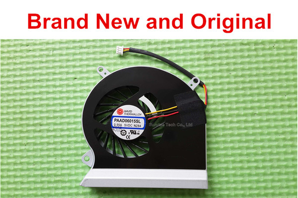 Großverkauf-nagelneu und ursprünglicher CPU-Ventilator für MSI GE60 16GA 16GC Laptop CPU-Ventilatorventilator PAAD06015SL N284