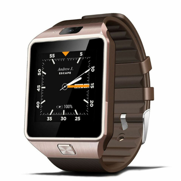 QW09 Android 4.4 1.54 Zoll 3G Smart Uhr Telefon MTK6572 1.2GHz Dual Core 512MB RAM 4GB ROM Bluetooth SmartWatch