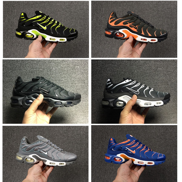 new york 2fec0 7ef7e 2019 Air Max Plus Txt Tn Net Surface 1:1 Standard Breathable Running Shoes  Men Top Quality Running Shoes Size Eur39 45 From Bestshoppingmall, $52.76 |  ...