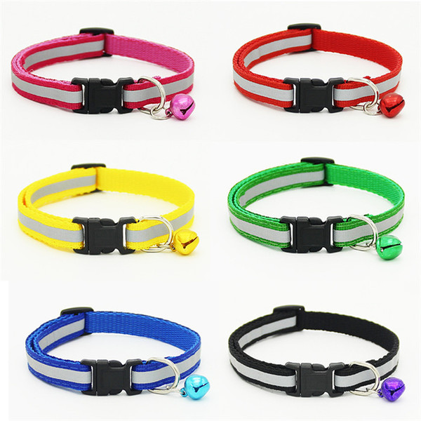 top popular dog cat traction rope chain collar pet dog leash dog collar bells fine pet products 2019