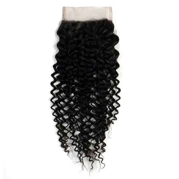 Brazilian Virgin Human Hair Closure Hair For Women, 100%unprocessed Virgin Human Hair Factory Price Fast Shipping