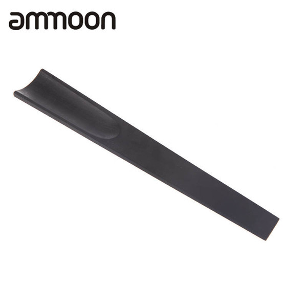 Wholesale- New Arrival 4/4 Size Violin Fingerboard Ebony Fingerboard High Quality Violin Parts and Aceessories