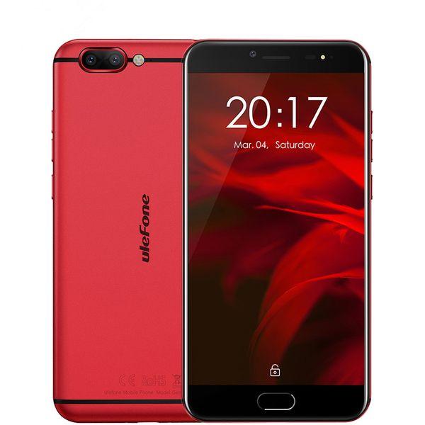 Les Meilleur Smartphone Ulefone Gemini Pro Dual Rear Appareil Photo 13mp Téléphone Portable Helio X27 Deca Core 5 5 Fhd 4gb 64go Fingerprint Id 4g