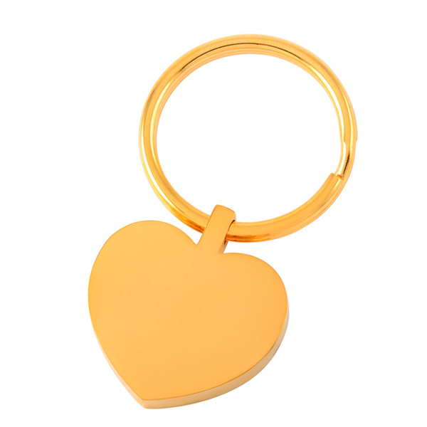 (gold)key chain only