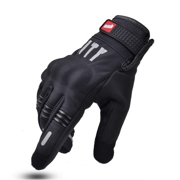 Wholesale- Motorbike gloves for motorcycle enduro full finger motocicleta racing motos luva glove de moto touch screen motocross guantes