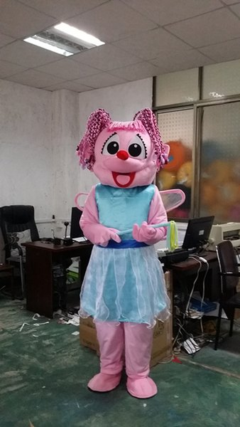 Factory Direct Sale Abby Cadabby Cartoon Doll Mascot Costume Medieval Costumes Pirate Costumes From Shiquanshimei11 106 6 Dhgate Com