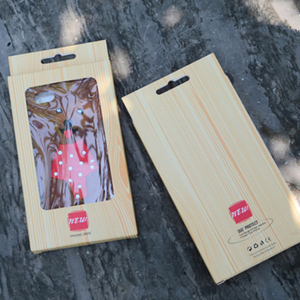 OEM 4.7'' 5.5'' phone case Retail Box Packing Boxes for iphone 8 case Empty Packages Plain Paper Boxes for iphone 8 7 6 plus samsung s7 s6