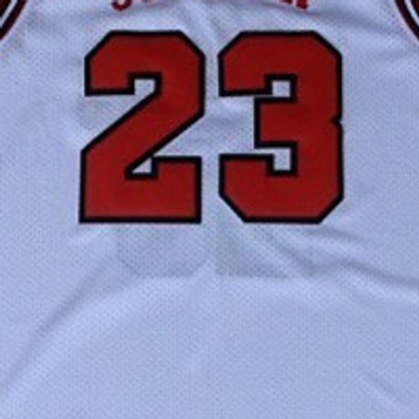 23 # Jersey branco