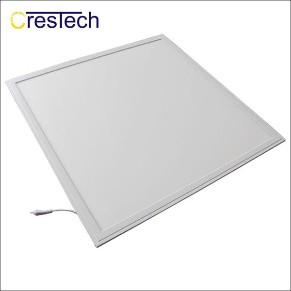 2ft LED panel lights LED grid downlight commercial ceiling lighting aluminum housing 10pcs per lot long time lifespan