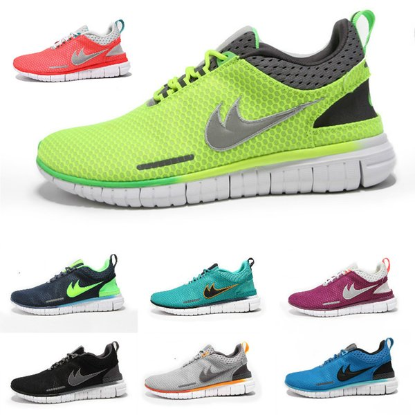 2017 Top quality FREE OG 14 BR engraved Net cloth shoes,men women classic  breathable