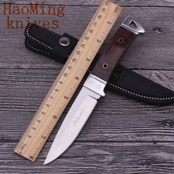 Outdoor hunting fixed knives tactical camping survival portable rescue knife practical EDC multi-purpose diving tools best gift Kitchenware