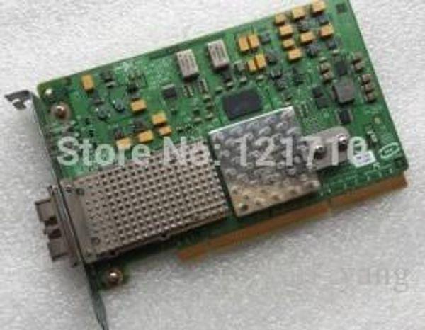 top popular Server PCI-X 2.0 266MHz 10GBASE-SR AD385A AD385-60001 266MHz 10Gigabit Ethernet Fibre Channel SR Adapter 2021