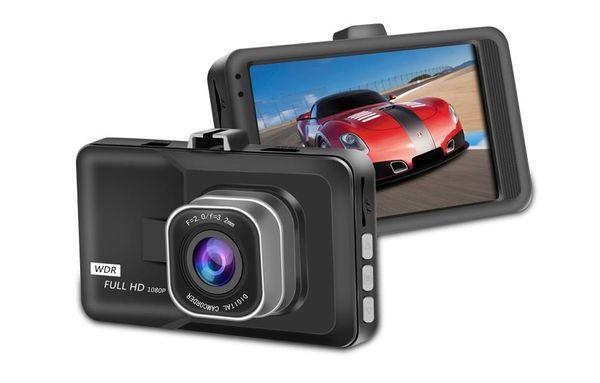 """10PCS New 3.0"""" CAR DVR D206 FHD1080P Car Camera Oncam Dash Camera120 Degree angle Dash Cam G-sensor Night Vision Video Recorder"""