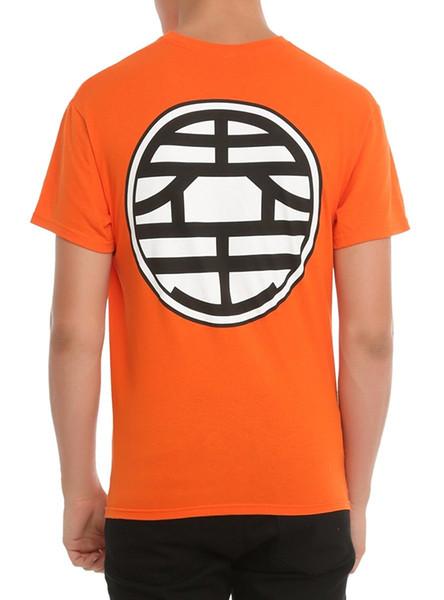 Dragon Ball Z Kame Symbol 2017 New High Quality 100 Cotton Mens T