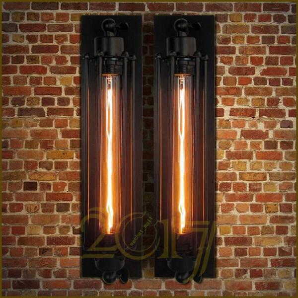 Lámparas Techo Resturent Luz Lámpara La Lámpara Lámpara De Del Vintage Compre Bar Loft Style Industrial Antigüedades Pared De Vintage Techo De Edison mn0vNwO8