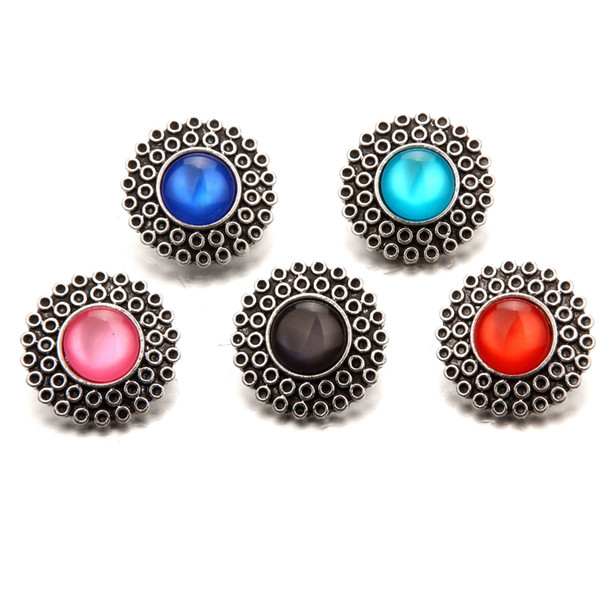 N010 wholesale cheap metal alloy snap bracelet noosa chunk ginger snap buttons women snap jewelry