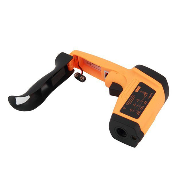 Freeshipping LCD Digital Non-Contact Laser IR Infrared Thermometer Temperature Meter Gun Point -50 to 1150 Degree