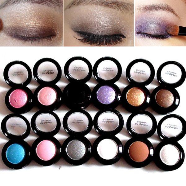 Wholesale- Cheap Makeup Palette 14 Colors Waterproof Long Lasting Shinee Eye Pigments Glitter Shimmer Eyeshadow Palette Mineral Makeup