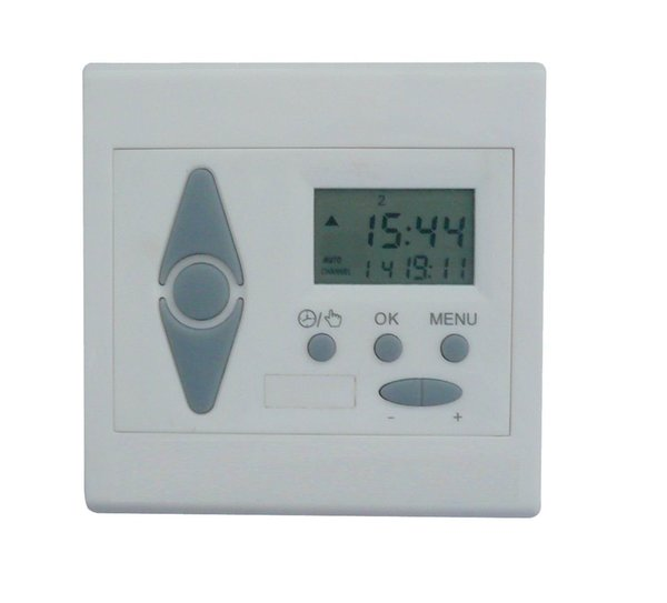 Wholesale-wirelss timer, motorized blinds timer, remote control blinds timer, free shipping