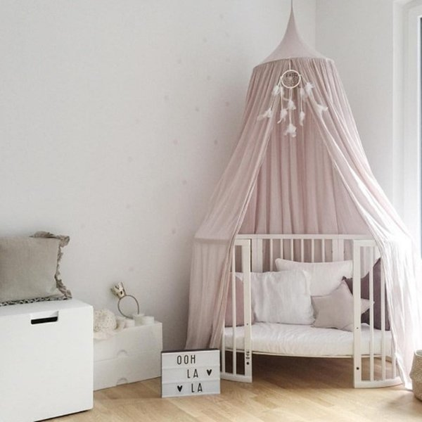 Wholesale- Children Hung Dome Bed Curtain Tent Mosquito Net Play Tent Hanging Kids Teepees Play & Wholesale- Children Hung Dome Bed Curtain Tent Mosquito Net Play ...