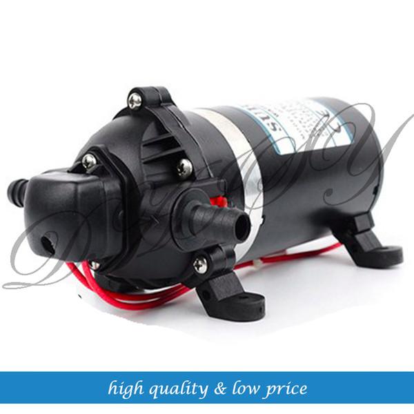 top popular Diaphragm pump high pressure small electric Water Pump 110v 220v mini self priming sprayer pump 2020