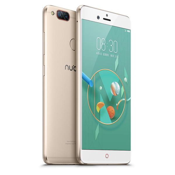 "Original Nubia Z17 Mini 4G LTE Cell Phone 6GB RAM 64GB ROM Snapdragon 653 Octa Core Android 5.2"" 16MP Fingerprint ID NFC Smart Mobile Phone"
