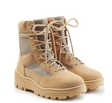 Season 5 camo beige Boots