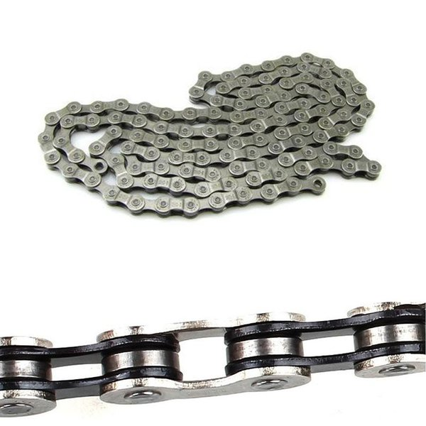 New 9-Speed 116 Links Road Bike Bicycle Chain for HG73 SHIMANO Deore Lx 105 US