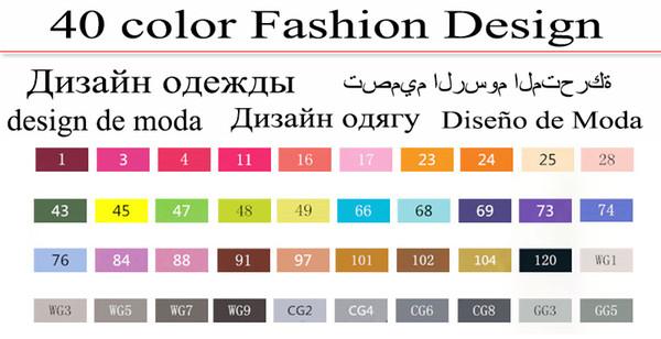 تصميم الأزياء 40